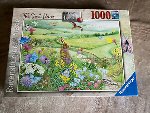 Ravensburger ~ The South Downs WALKING WORLD 1 1000 Piece Puzzle NEW SEALED