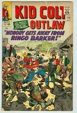 Kid Colt Outlaw #123 July 1965 VG/FN