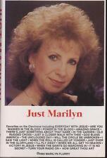 """MARILYN FLURRY """"FAVORITES ON THE CLAVINOVA* CASSETTE  1992"""
