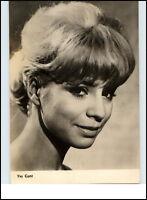 DDR Starfoto Kino Fernsehen Film Schauspielerin Actor 1967 Photo YVY CANT