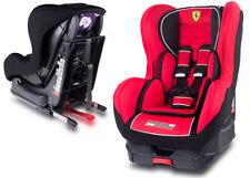 FERRARI Bambini Seggiolino auto Cosmo SP corsa con Isofix norma gruppo I (9-18 kg) New!!!