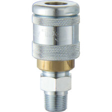 """Genuine PCL 100 Series Coupling Airline Fitting 1/2""""BSP Male AC5JM"""