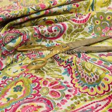 Chenille Paisley Upholstery Craft Fabrics