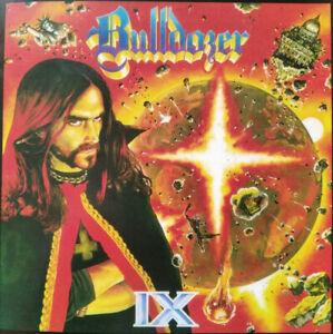 Bulldozer - IX, 1987 (Ita), CD