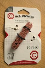 Clarks CP513 Bicycle MTB Hybrid Replacement Brake Blocks Pads Inserts 72mm