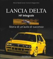 9788879113816 Lancia Delta HF Integrale - Werner Blaettel