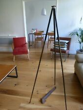 ANCIEN GRAND TREPIED APPAREIL PHOTO / ANTIQUE CAMERA TRIPOD FOR FOLDING OR OTHER