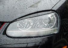 Vw MK5 Golf Rabbit GTI R32 Jetta MK5 Headlight PAINTED EYELID EYEBROW V060EF