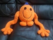 Vintage Chad valley MR MEN MR Tickle VERY RARE PLUSH 1970s BBC Roger Hargreaves