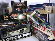 Racing Collection Set of 10 DieCast Trucks , Cars, Etc.New in Boxes