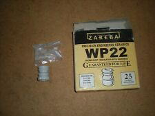 Ceramic electric fence Insulators by ZAREBA box of 25