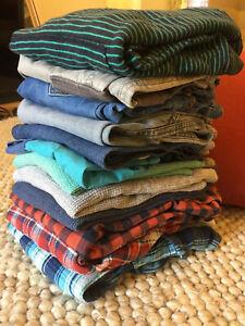 BOYS BULK COUNTRY ROAD CLOTHING  SIZE 10   BUNDLE   (12 ITEMS)