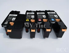 4 x Toner Cartridges For Fuji Xerox CP115w CP116w CP225w CM115w CM225fw CT202264