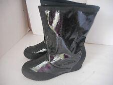 Sporto Sarah Black Womens Shoes Size 9 M Boots