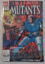 Marvel The New Mutants # 91 July 1990 ( Cb # 46 )