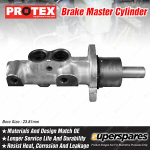 Protex Brake Master Cylinder for Ford Transit VF VG Diesel RWD W/O ABS