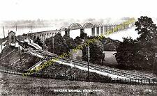 Severn Bridge Railway Station Photo. Lydney - Sharpness. Severn & Wye Rly. (2)