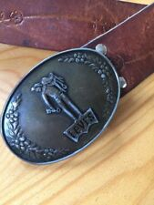 Vintage Levi's Leather Belt