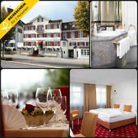 Kurzreise Schweiz Bodensee 3 Tage 2 Personen 4* Hotel Hotelgutschein Wochenende