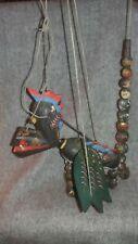 Vintage Wooden Marionette Puppet Pelham?