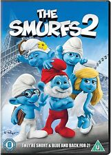 THE SMURFS 2  BRAND NEW SEALED GENUINE UK DVD