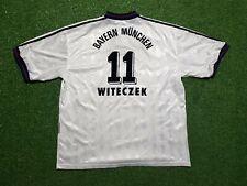 FC Bayern München Trikot XXL 1995 1996 Uefa Adidas Shirt Jersey Opel Witeczek