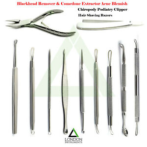 Blackhead Remover & Comedone Extractor Pore Cleaner Beauty Salon Instruments NEW