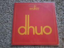 Dhuo - Walkin' US 12'' Disco Vinyl 3 MIXES