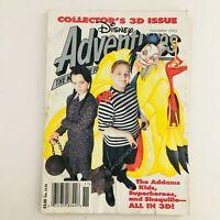Disney Adventures Magazine November 1993 Christina Ricci Jimmy Workman, No Label