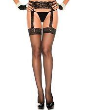 Sexy Multi Colored Body Stocking Suspender Garter Belt Stockings Pantyhose