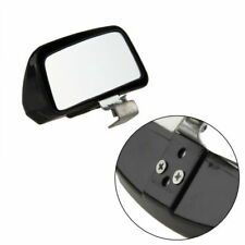 US Stock Car Exterior Auxiliary Mirror Rearview Blind Spot Mirror Square Shape