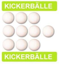 Tischfußball Kicker Tischkicker Kickertisch 10 Stk. Bälle