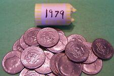 1979 Kennedy Half Dollar Roll (20 coins)