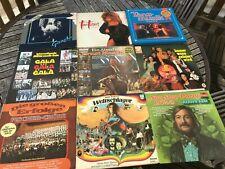 Schallplattensammlung 54 LPs - Vinyl Rock / Pop / Schlager / Folklore / Klassik