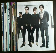 Panic! At the Disco Brendon Urie posters articles clippings collection set #1