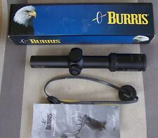 Burris Four Series 1-4x24mm Rifle Scope ~Lighted~ NIB