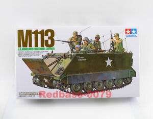 Tamiya Model 35040 1/35 M113 US Armoured Personnel Carrier