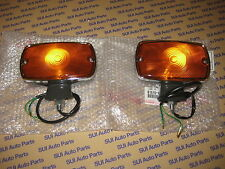 Toyota FJ40 Front Turn Signal Light Assembly Left and Right Side NEW  1971-1975