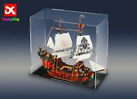 Display King-display case for Lego pirate ship 31109(Australia Top Rated Seller)