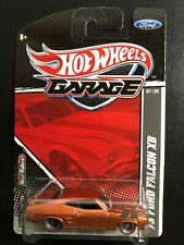 Hot Wheels Garage FORD '73 Ford Falcon XB 7/20 Redline Real Riders Copper