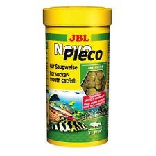 3 Stück JBL NovoPleco, 3 x 100 ml Sparpack, für kleine und mittlere Saugwelse