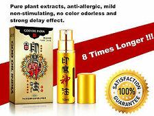 Indian god oil male delay spray man premature prolong ejaculation - 1 Bottle
