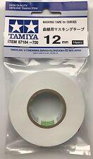 Tamiya 87184 Ruban adhésif pour courbes 12 mm Largeur Neuf sous emballage