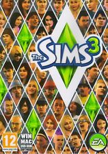 The Sims 3 Sims3 III Original PC WIN Mac Games Brand New Factory Sealed English