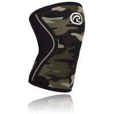 Rehband 7 mm Rx-Kniebandage, Kniestütze, Kniegelenk-Bandage, Cross-Fit-Bandage