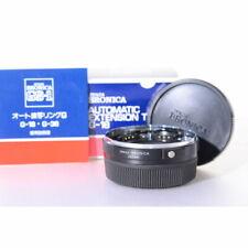 Zenza Bronica GS-1 Zwischenring G-18 - Makroring - Extension Ring - Macro Ring