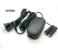 DC3.15V AC Adapter Power Charger for Canon PowerShot A800 A810 A1200 A1300 A1400