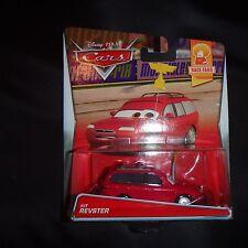 disney pixar diecast cars Kit Revster Race Fans series new sealed