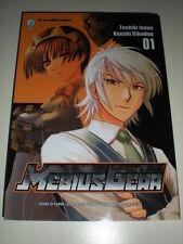 Mebius Gear n.1