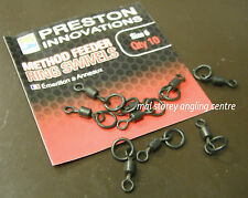 Preston Innovations Method Feeder Ring Swivels